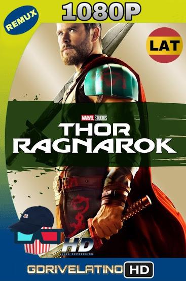 Thor: Ragnarok (2017) BDRemux 1080p Latino-Ingles MKV