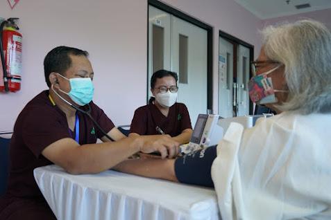 Tahap Awal Vaksinasi Lansia Fokus di Jakarta dan Ibu Kota Provinsi