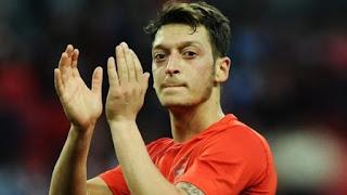Mesut Özil : Muslim Uighur Dianiaya Cina