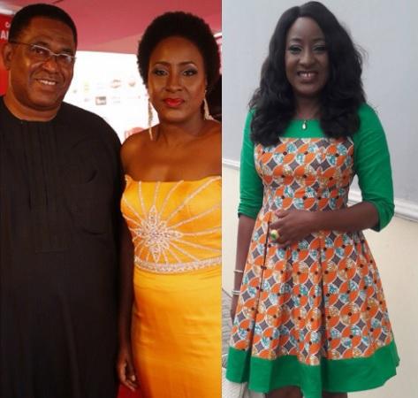Nollywood Actress Iretiola Doyle: Why I No Longer Step Out With My Husband, Patrick Doyle