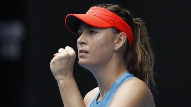 Australia Terbuka: Sharapova Singkirkan Wozniacki