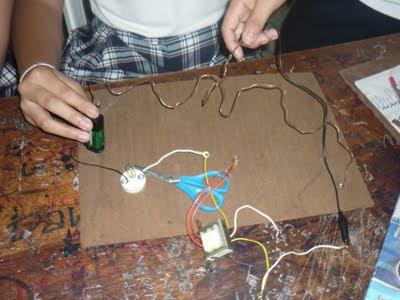 Circuito que permite aprender el concepto de continuidad