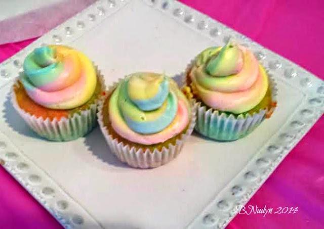Rainbow Food, Recipes