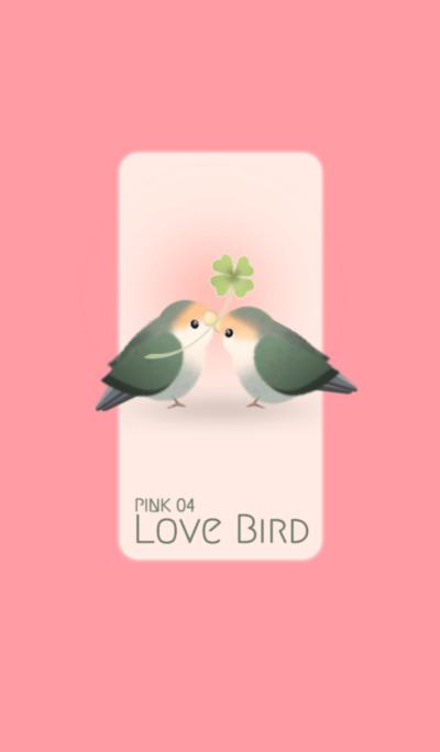 Love bird/pink04