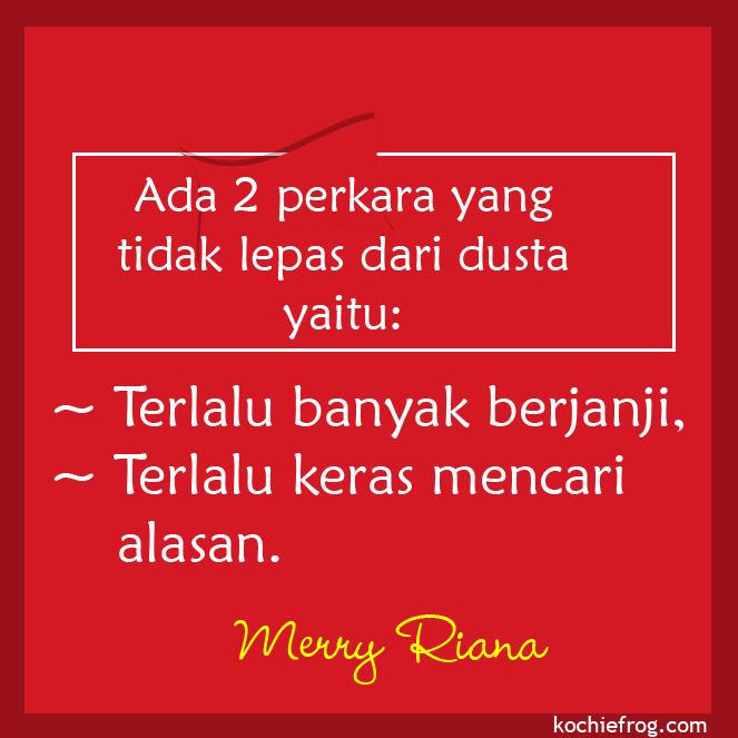 Gambar DP BBM Kata Bijak Merry Riana untuk Motivasi - DP BBM KATA ...