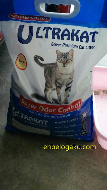 liter, pets liter, pasir kucing,super odor control liter
