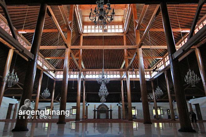 masjid agung keraton surakarta hadiningrat