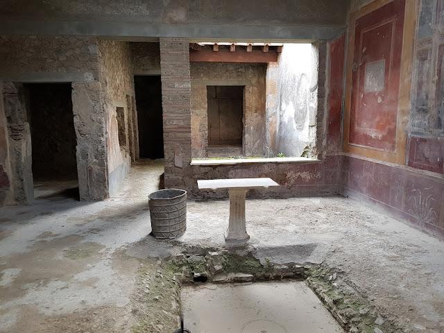 Pompei Campania