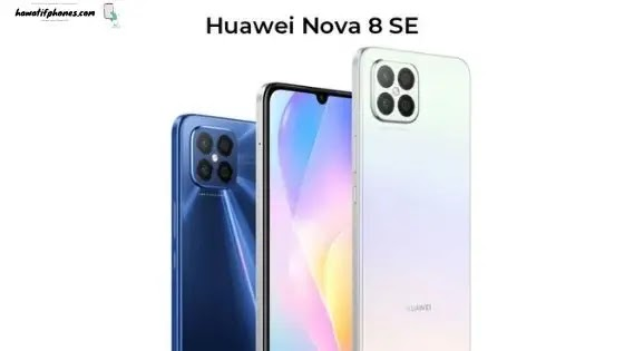 هواوي تكشف عن Nova 8 SE Life في السوق الصينية