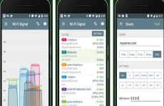 Network Analyzer: app que permite analizar y visualizar información sobre todas las redes Wi-Fi cercanas (iOS y Android)