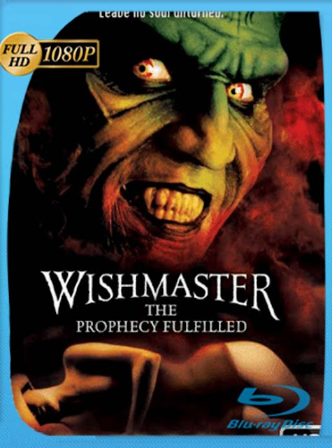 Wishmaster 4 [2002] HD [1080p] Latino [GoogleDrive] SilvestreHD