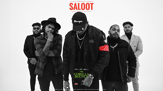 King - Saloot Song Lyrics | The Gorilla Bounce | Prod. by Section 8 | Latest Hit Songs 2021| Lyrics Planet