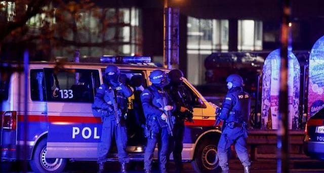 الداخلية النمساوية: سقوط العديد من القتلى في هجوم فيينا