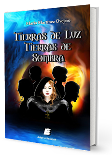 Tierras de luz, Tierras de sombra ~ María Martínez Ovejero