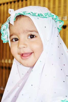 Cara memilih busana muslim khusus untuk anak-anak