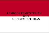 lembaga-kementerian-dan-non-kementerian
