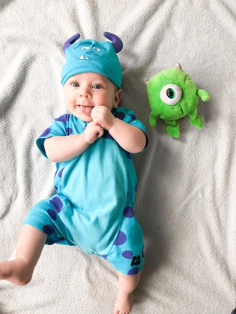 Alternative Newborn Photo Ideas