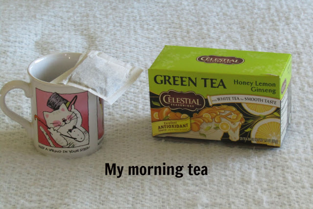 Why I Like Celestial Seasonings Honey Lemon Ginseng Green Teas with White Tea for Smooth Taste.