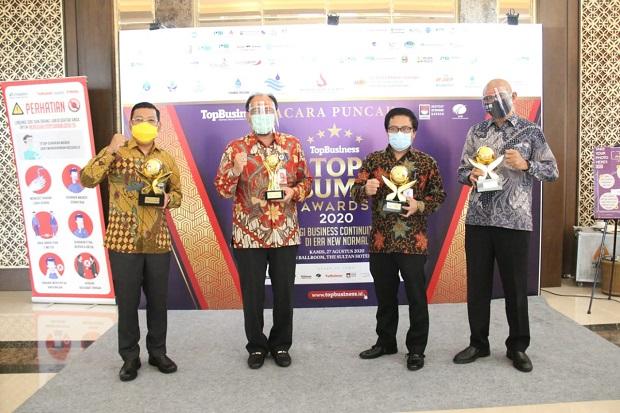 Berkat Kepemimpinan Anies Baswedan, Bank DKI Borong Penghargaan