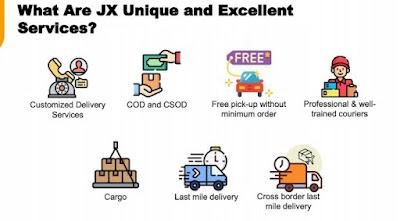 keunggulan layanan dari JX Indonesia