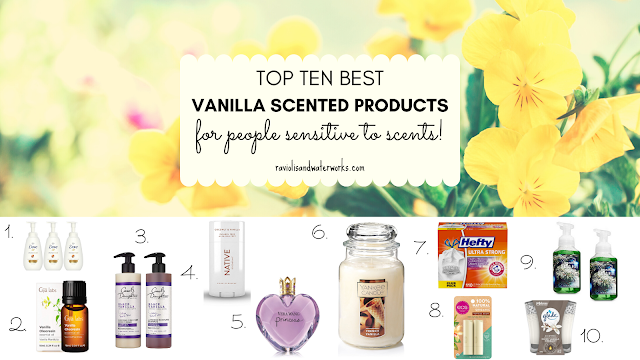 vanilla fragrance for people with allergies
