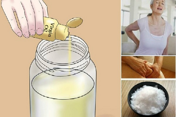 REMOVE THE PAIN IN YOUR BONES WITH THIS MIRACULOUS DRINK! YOU JUST NEED 2 SIMPLE INGREDIENTS!