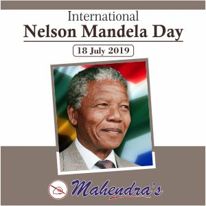 Nelson Mandela Day: A Day Dedicated To The Humanity !!