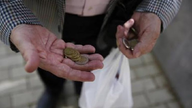 One in five Albanians lives below the poverty line