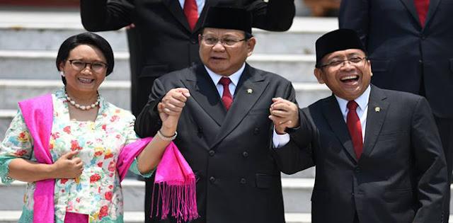 Pesan Prabowo Untuk Anak Bangsa