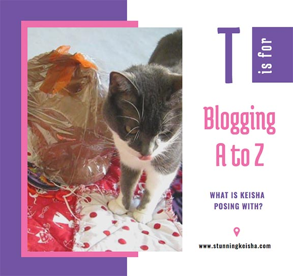 Blogging From A to Z: T is for …