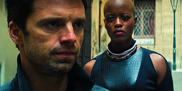 «Сокол и Зимний Солдат» (2021) - все отсылки и пасхалки в сериале Marvel. Спойлеры! - 51