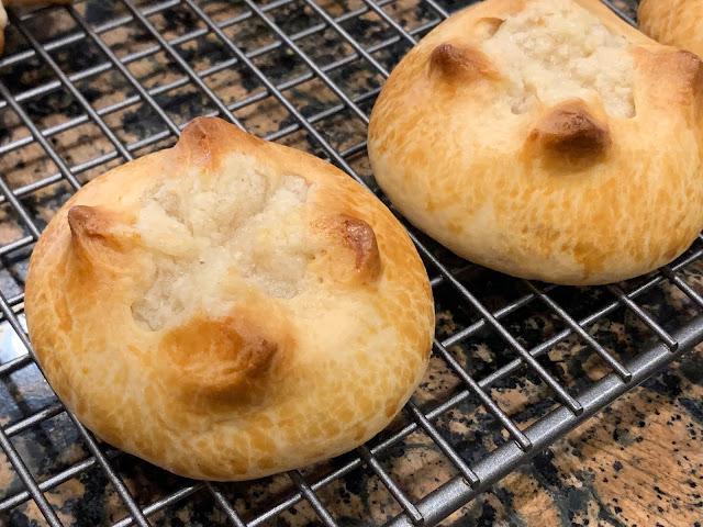 Guatemalan Sweet Breads, Besitos, Pan Dulce