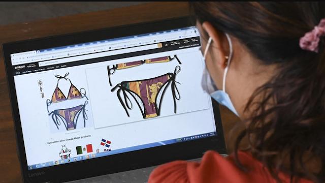 Perusahaan China Ditegur karena Jual Bikini Mirip Bendera Sri Lanka