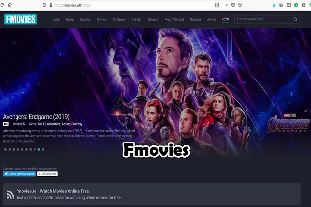 Fmovies : Free Movie Streaming Sites No Sign Up