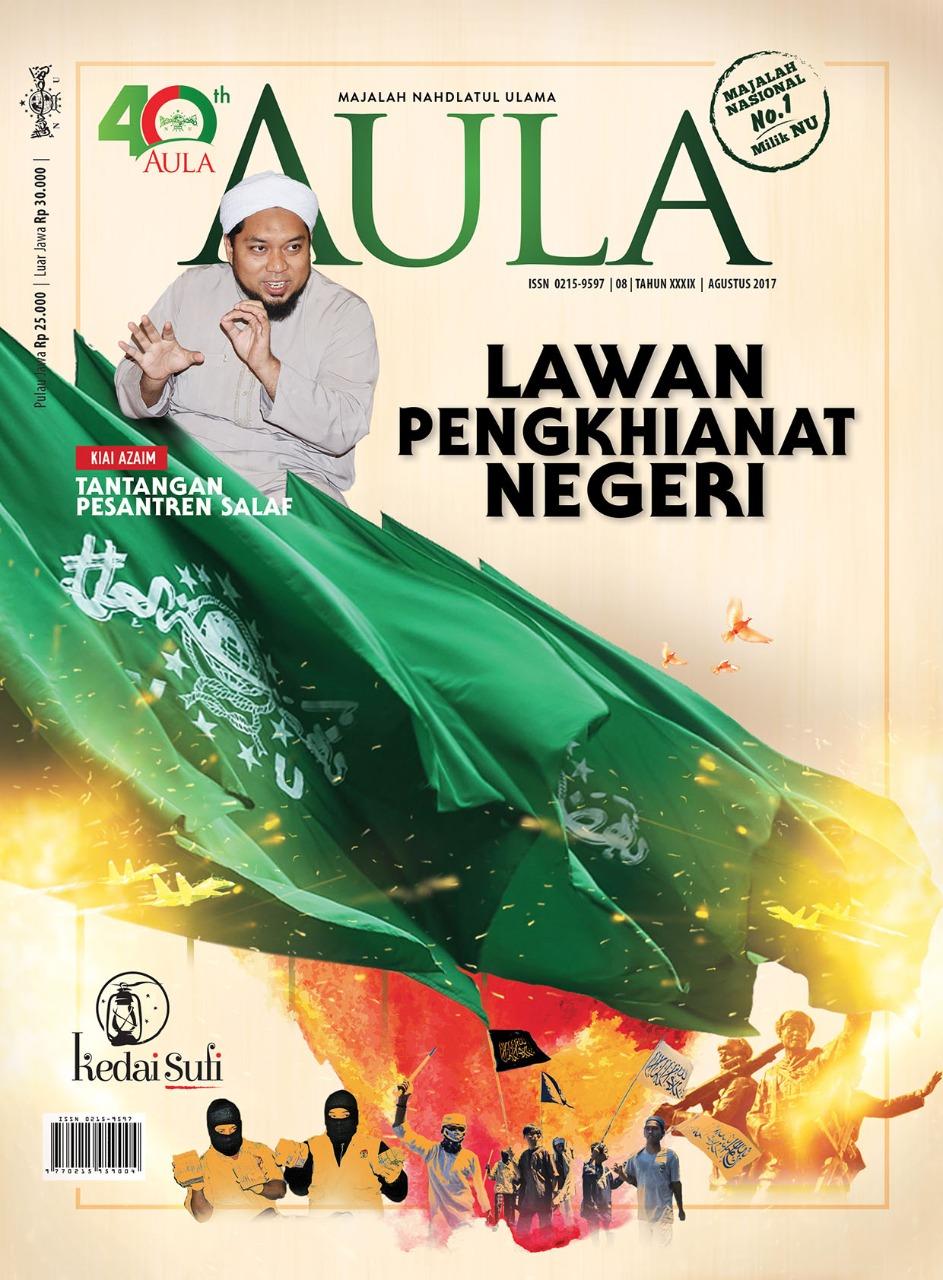 Majalah Aula Edisi Agustus 2017