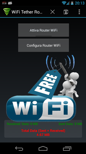 WiFi Tether Router v6.0.2 build 125 Patched.apk