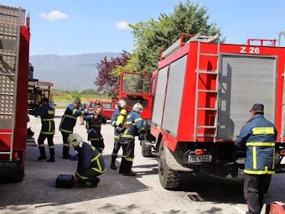 Εποχικοί πυροσβέστες -προσλήψεις: Με τροπολογία αλλάζει η διαδικασία