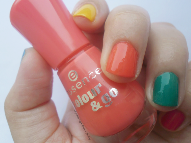 Essence Colour & Go Nail Polish No109 Off To Miami!