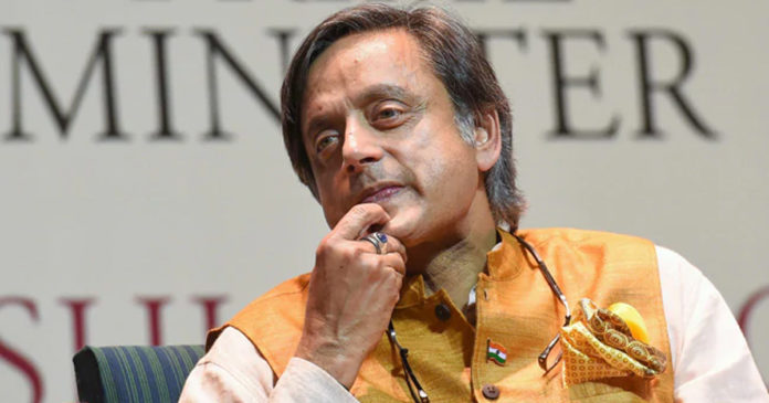Hindu Pakistan Reference Arrest warrant issued against Shashi Tharoor,www.thekeralatimes.com