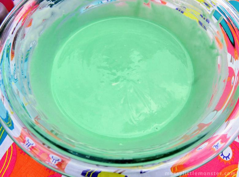 homemade paint recipe
