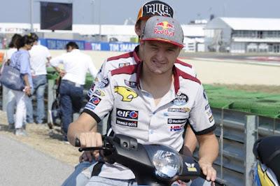 Hayden Gantikan Miller di GP Aragon Nanti