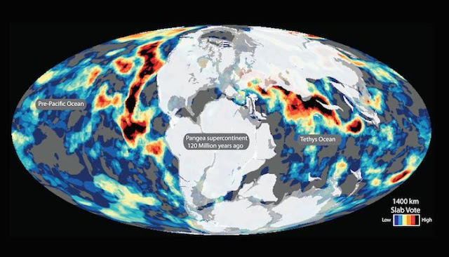 Why did the Earth's ancient oceans disappear?