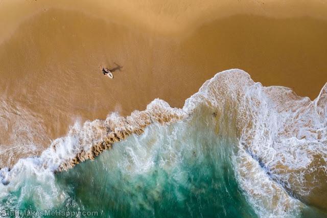 5. Surfer in Newport Beach, California. (Photo by Sagi Roitfarb
