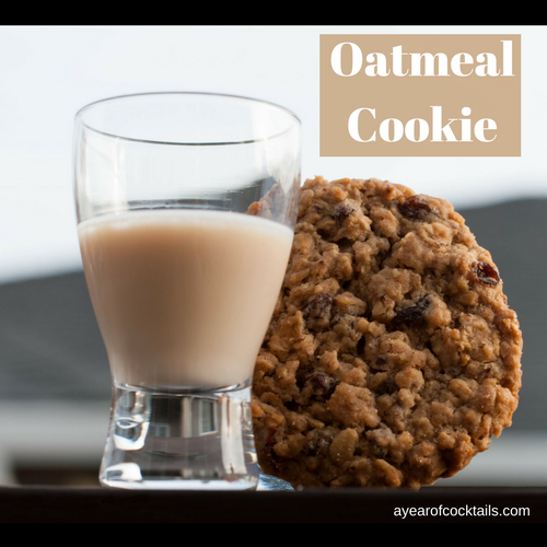 Oatmeal Cookie has 3 simple ingredients for a delicious taste!