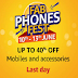 40% Off on Mobiles