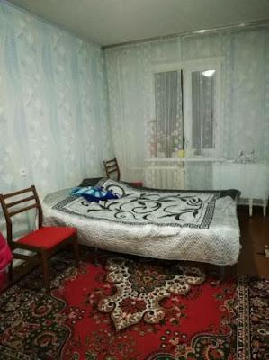 На фотографии изображение -   сдача в аренду 2к раздельную квартиру в Киеве, проспект Леся Курбаса 18 - 2