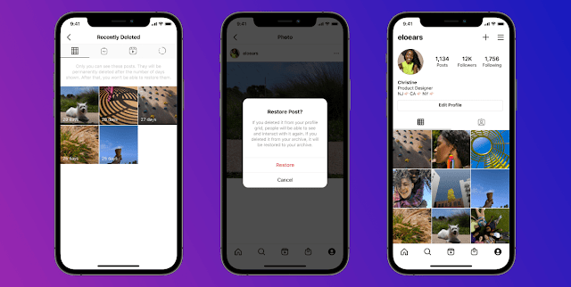 How to Recover Deleted Instagram Photos, Videos, Reels, IGTV & Stories