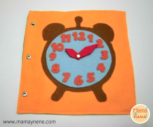 QUIET-BOOK-CLOCK-KIDS-FELT-MAMAYNENE