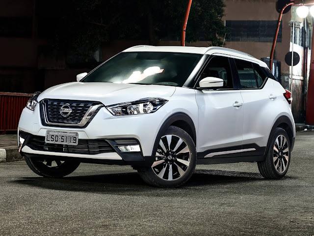 Novo Nissan Kicks 2017