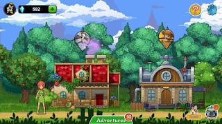 Ghost Town Adventures Mod Apk Terbaru v2.23.1 (unlimited crystal)